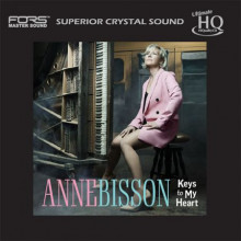ANNE BISSON: Keys to my Heart HQCD