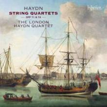 HAYDN: Quartetti per archi - Opp.71 & 74