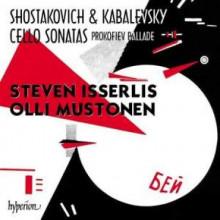 SHOSTAKOVICH - KABALEVSKY:Sonate per cello