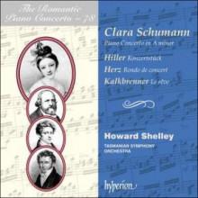 SCHUMANN Clara: Romantic Piano Vol.78