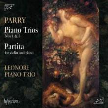 PARRY: Piano Trios NN.1 & 3 - Partita