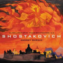 SHOSTAKOVICH: 24 Preludi e Sonate NN.1 - 2