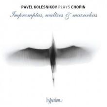 CHOPIN: Impromptus - waltzes - mazurkas