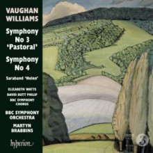 Vaughan Williams: Sinfonie Nn.3 & 4