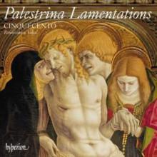PALESTRINA: Lamentazioni - Libro 2