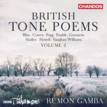 AA.VV.: British tone poems - Vol.2