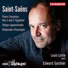 SAINT - SAENS: Int. Concerti per piano - 2