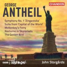 ANTHEIL: Sinfonia N.7 e altre opere