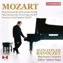 MOZART: Concerti per piano NN. 20 & 21