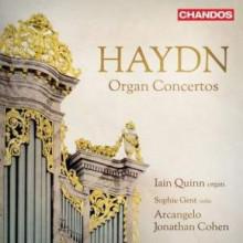 HAYDN: Concerti per organo NN.1 - 6 & 2
