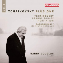 CIAIKOVSKY:  Plus One - opere per piano - Vol.2