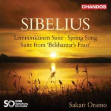 Sibelius: Suites Orchestrali