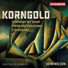 KORNGOLD: Sinfonia Op.40 - Straussiana