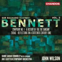 Bennet R.r.: Orchestral Works - Vol.3