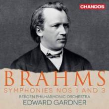 BRAHMS: Sinfonie NN. 1 & 3