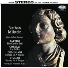 VIVALDI - TARTINI - CORELLI:Sonate x violino
