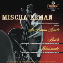 BRUCH - WIENIAWSKY: Concerti per violino