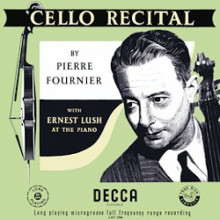 PIERRE FOURNIER: Cello recital