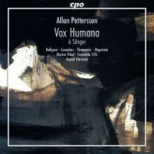 Pattersson: Vox Humana - Cantate