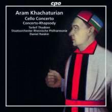 KHACHATURIAN: Cello Concerto e altro