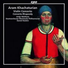 KHACHATURIAN: Concerto per violino