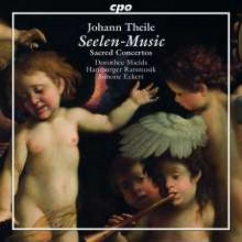 THEILE - ZUBER - FLOR: Concerti Sacri