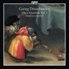 DRUSCHETZKY GEORG: Oboe Quarte - Vol.1