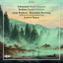 SCHUMANN - BRAHMS: Concerti per violino