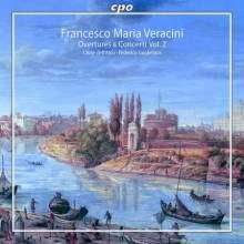 VERACINI: Overtures e Sonate - Vol.2
