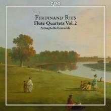 RIES: Quartetti per flauto - Vol.2