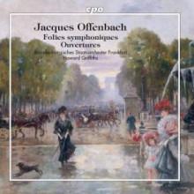 Offenbach:overtures Da Opere Buffe......