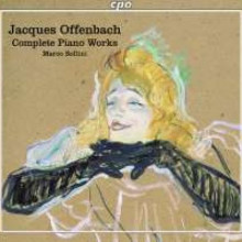 Offenbach: Complete Piano Works
