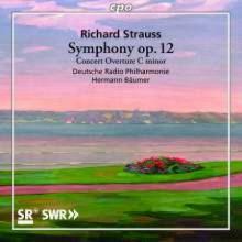 STRAUSS R.:Sinfonia N.12 - Concert Overt.