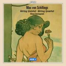 SCHILLINGS: Quartetti per archi