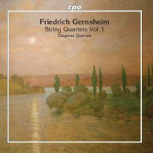 GERNSHEIM: String Quartets - Vol.1