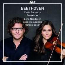 BEETHOVEN: Concerto per violino - Romanze