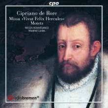De Rore: Missa 'vivat Felix Hercules'