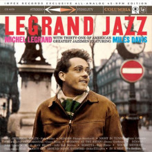 MICHEL LEGRAND: Legrande Jazz