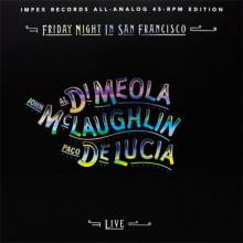DI MEOLA - McLAUGHLIN - DE LUCIA: Friday Night in San Francisco