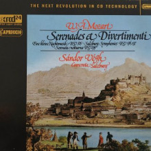 Mozart: Serenades Et Divertimenti