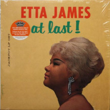 ETTA JAMES: At Last (Vinile Porpora)