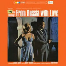 DALLA RUSSIA CON AMORE - Soundtrack