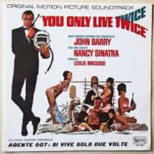 OST James Bond - Si vive solo due volte