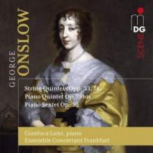 ONSLOW: Quintetti e sestetti