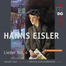 EISLER: Lieder - Vol.4 (1917 - 1927)