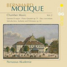 MOLIQUE: Musica da camera - Vol.2