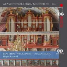 WECKMANN MATTHIAS:  Musica per organo
