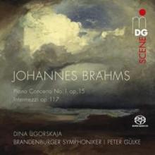BRAHMS: Concerto per piano N.1