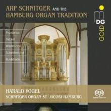 AA.VV.:Hamburg Organ Tradition