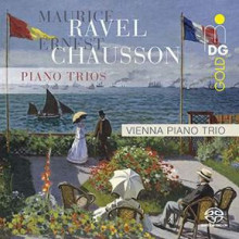 CHAUSSON - RAVEL: Piano Trios